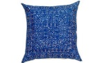 MW Matisse Blue moroccan print